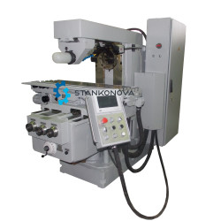 Горизонтальный консольно-фрезерный станок FSW400
