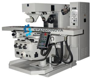 Горизонтальный консольно-фрезерный станок FU450MR (FU400)