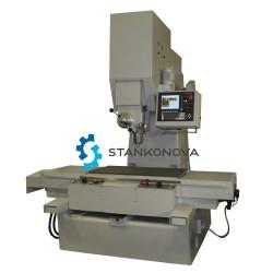Координатно-расточной станок 2Е450АФ30 с ЧПУ