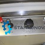 Панель управления с джойстиком и штурвальными задатчиками для ручного и наладочного режимов